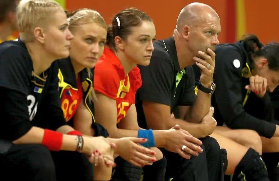Tomas Ryde - Echipa națională de handbal a României