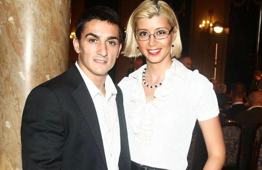Marian și Corina Drăgulescu