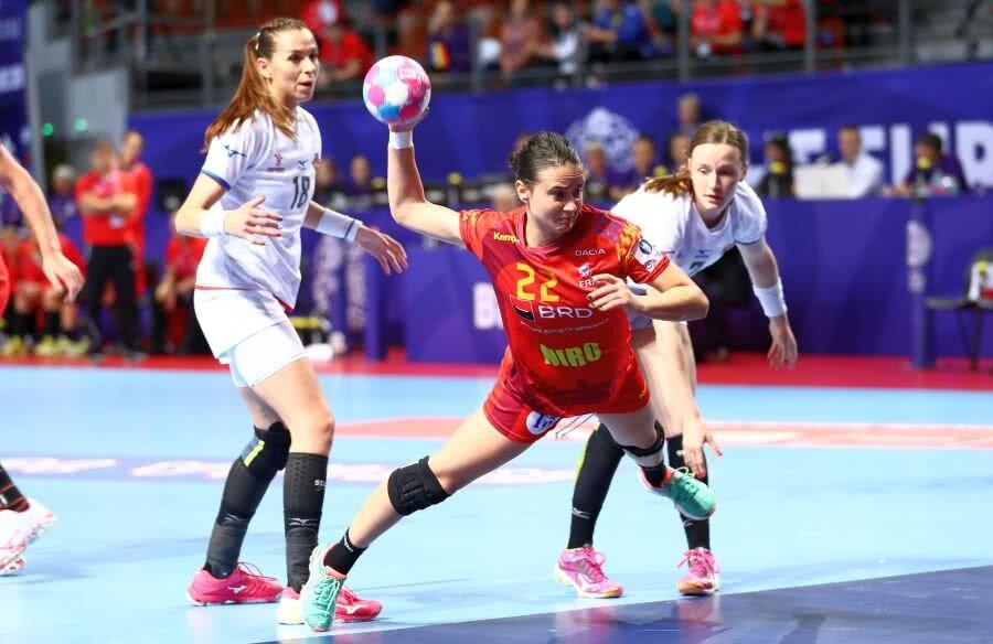Cristina Florică în acțiune