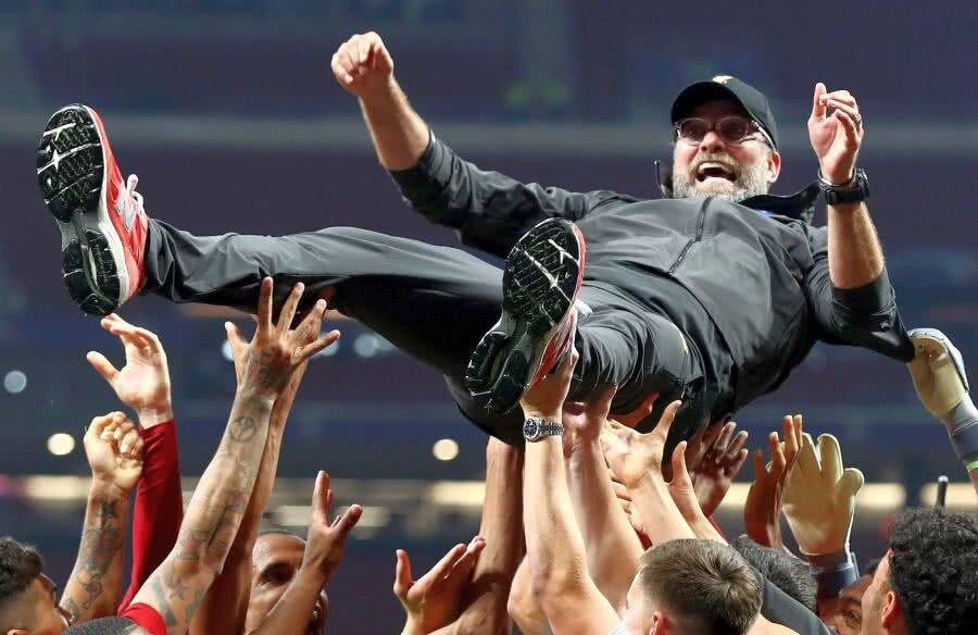 Liverpool - Tottenham, finala UEFA Champions League // FOTO: Guliver/GettyImages
