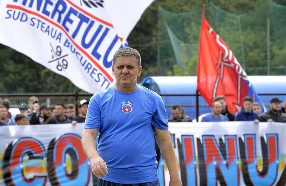 Marius Lăcătuș - CSA Steaua
