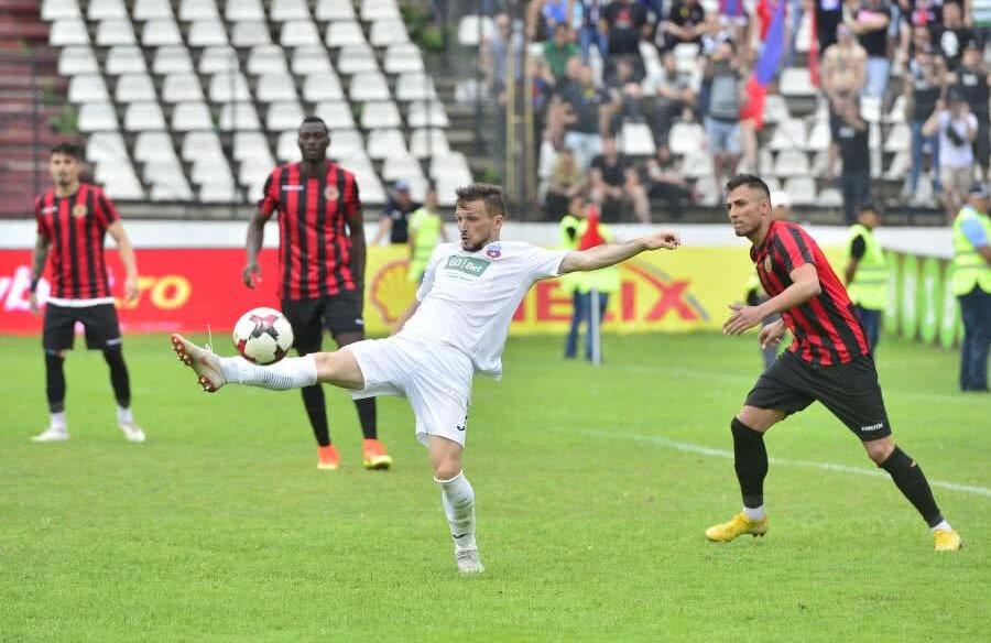 Florin Răsdan // CSA Steaua - Carmen București