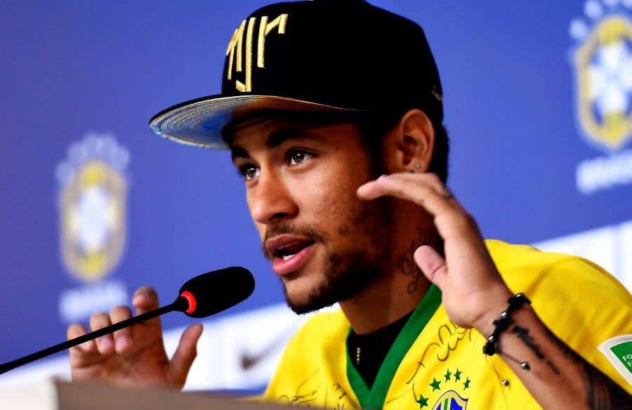 Neymar ar putea fi exclus din naționala Braziliei // FOTO: Guliver/Getty Images