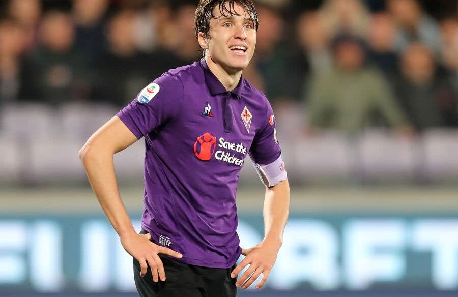 Federico Chiesa // FOTO: Guliver/GettyImages