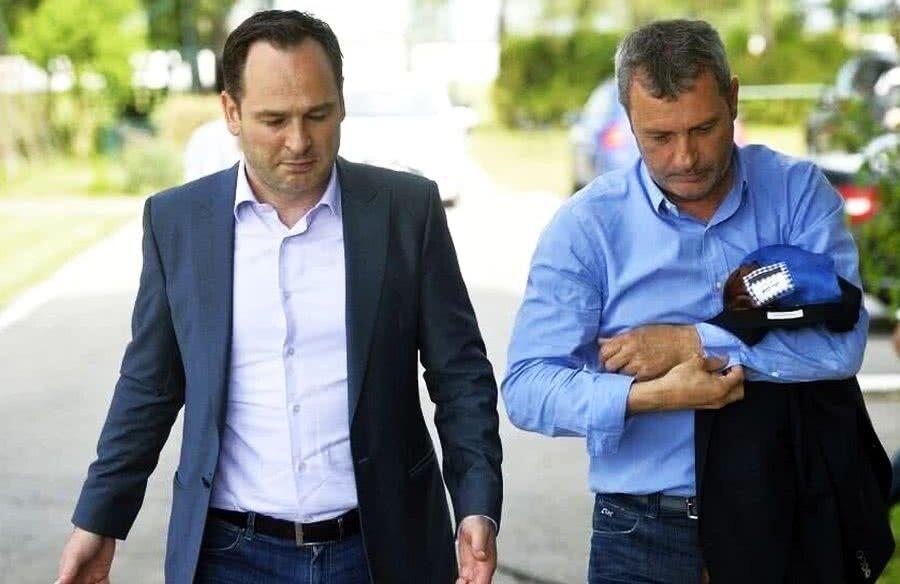 Relația dintre Negoiță și Rednic nu mai e de mult timp una cordială // FOTO: GSP