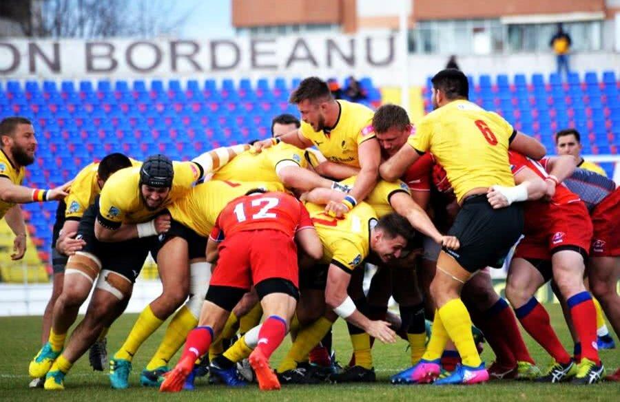 România - Rugby