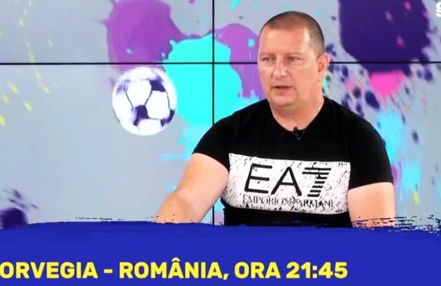 Ionuț Chirilă analizează meciul Norvegia - România