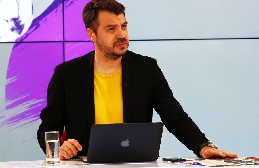 Costin Ștucan și invitatul său întorc pe toate părțile meciul Malta - România