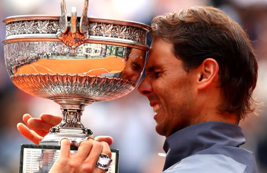 Rafael Nadal // FOTO: Guliver/GettyImages