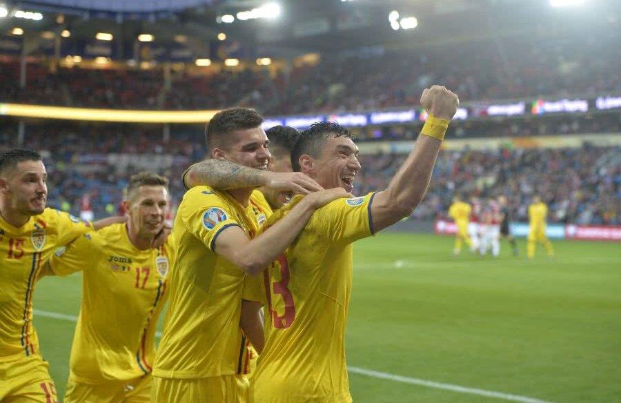 Claudiu Keșeru - gol cu Norvegia