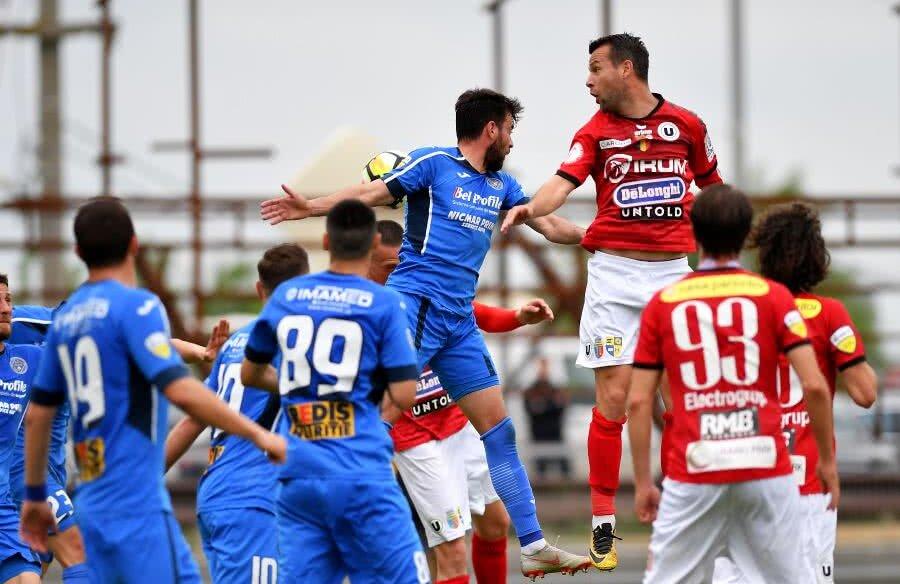 Academica Clinceni va bifa primul sezon din istorie pe prima scenă // FOTO: Gazeta Sporturilor