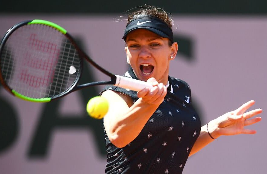 Simona Halep, foto: Guliver/gettyimages