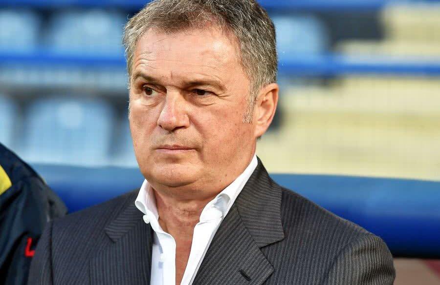 Ljubiša Tumbakovic își împlinește visul la 66 de ani,  Acesta va deveni antrenorul Serbiei // FOTO: Guliver/Getty Images