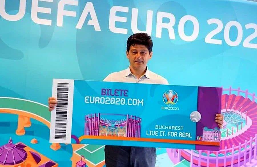 Prețurile tichetelor pentru EURO 2020 încep de la 30 de euro