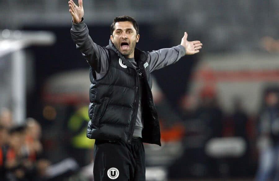 Claudiu Niculescu, antrenor U Cluj