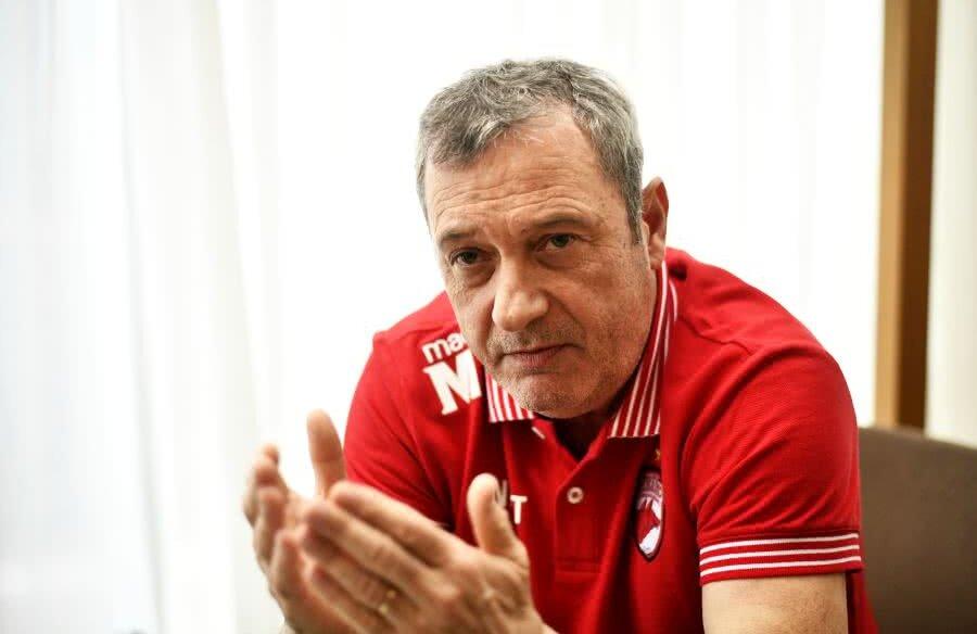 Mircea Rednic // foto: Gazeta Sporturilor