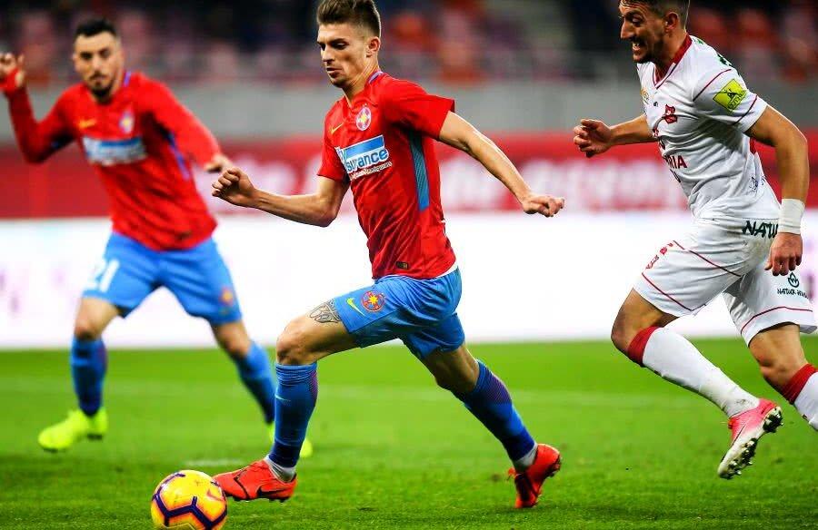 Florin Tănase e pregătit pentru «visul american» // FOTO: Gazeta Sporturilor