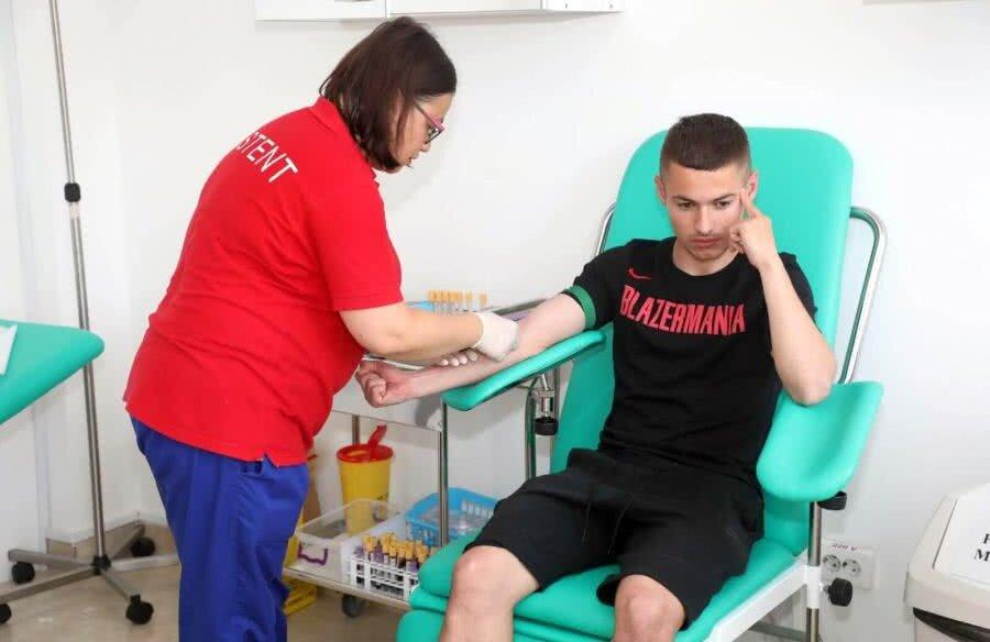 Viitorul, vizită medicală // FOTO: fcviitorul.ro