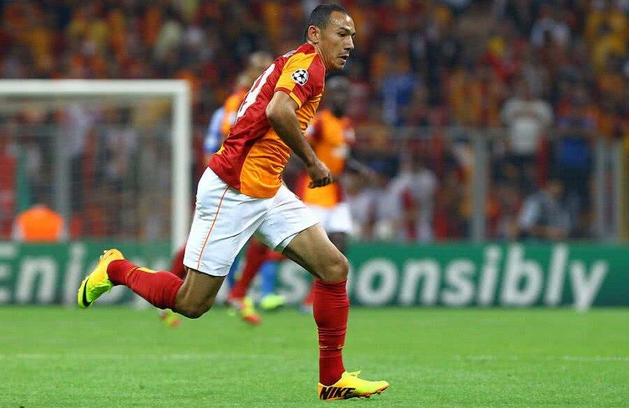 Umut Bulut în tricoul lui Galatasaray FOTO: Guliver/GettyImages