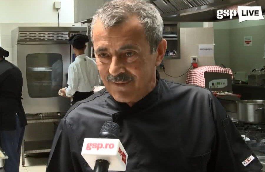 Chef Petru Plotună