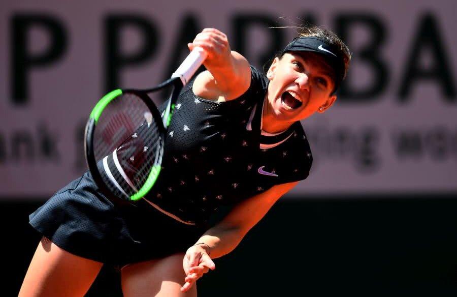FOTO: GettyImages // Simona Halep, la Roland Garros