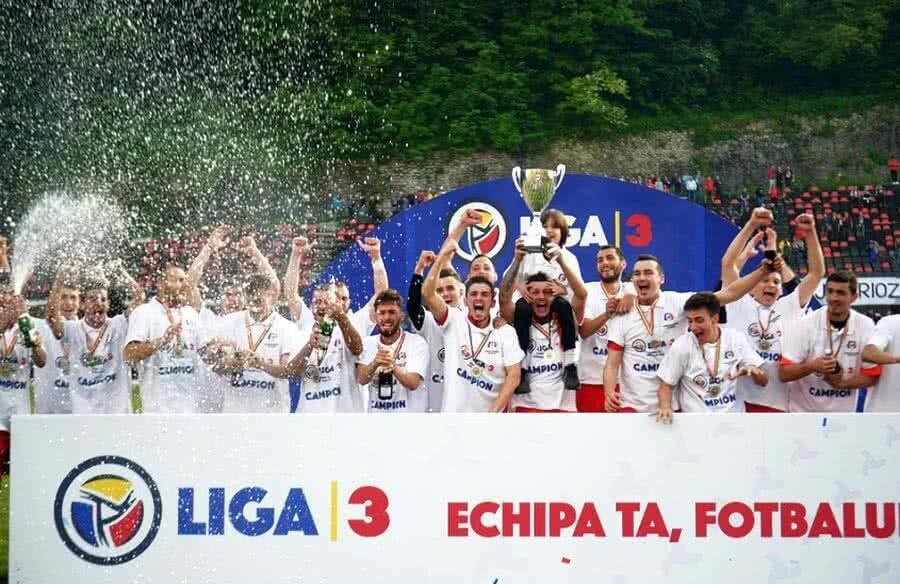 CSM Reșita a promovat în Liga 2
