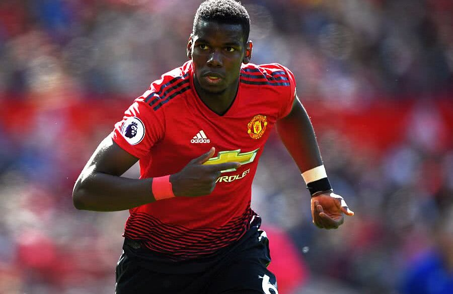 Paul Pogba la United, foto: Guliver/gettyimages