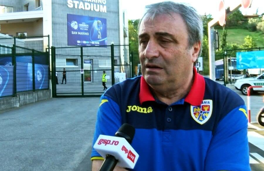 Mihai Stoichiță a analizat meciul România U21 - Croația U21