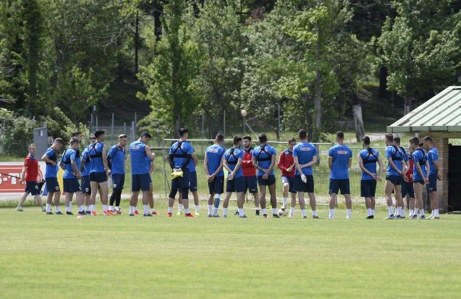 România U21 (foto: Raed Krishan, GSP)