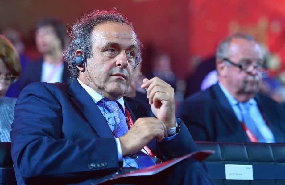 Michel Platini // FOTO: Guliver/GettyImages