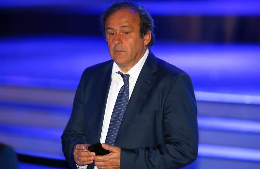 Michel Platini (foto: Guliver/Getty Images)