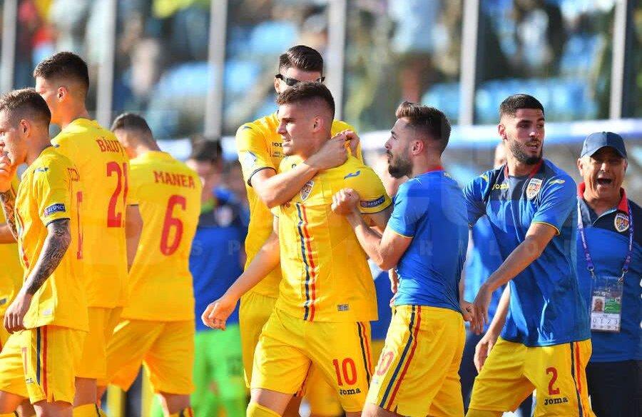 România U21 - Croația U21 // FOTO: Raed Krishan