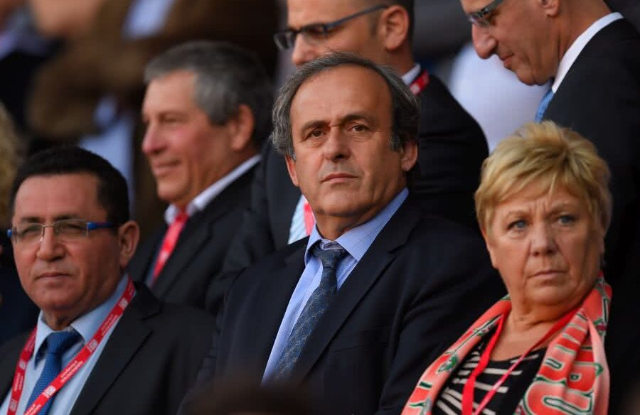 FOTO: GettyImages // Michel Platini