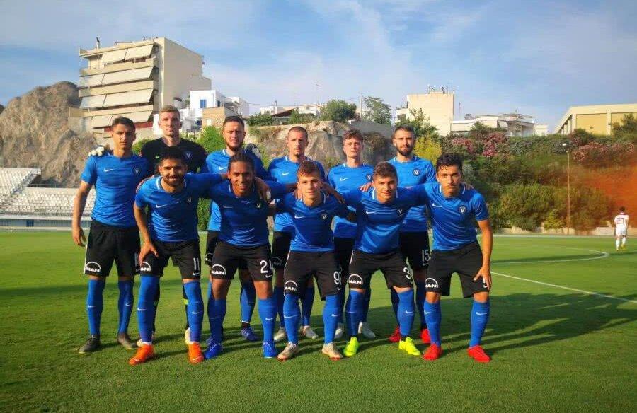Olympiacos - Viitorul 3-2. FOTO: facebook.com/viitorulfc