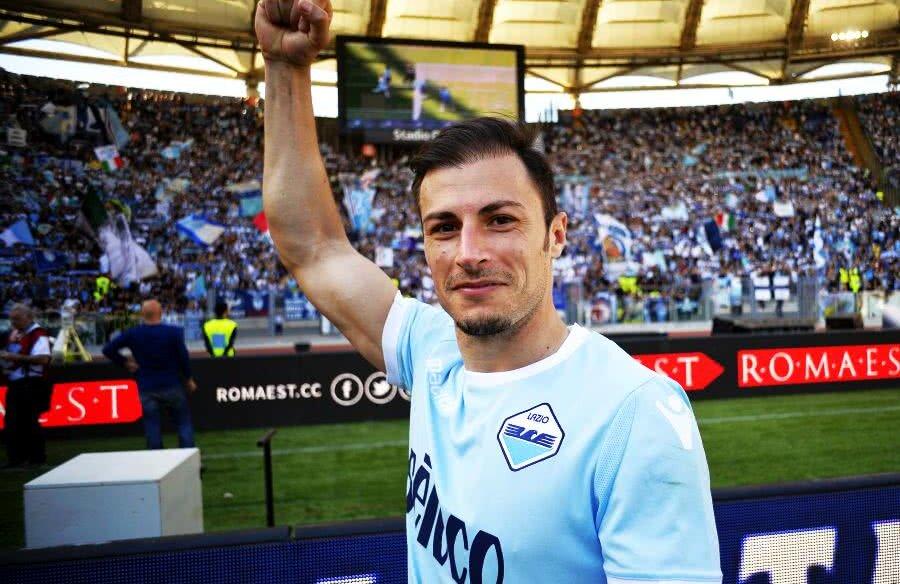 Ștefan Radu a câștigat 5 trofee la Lazio // FOTO: Guliver/Getty Images