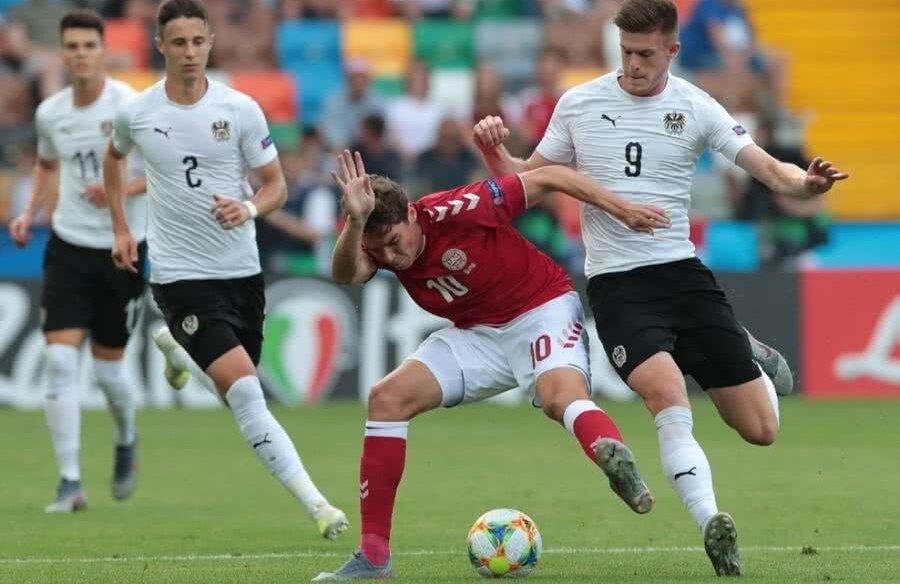 FOTO: UEFA.com // Danemarca U21 - Austria U21