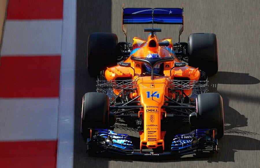 Fernando Alonso în bolidul McLaren, foto: Guliver/gettyimages