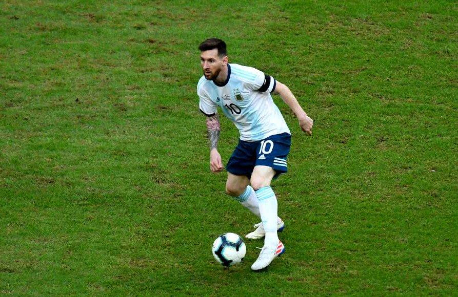 FOTO: GettyImages // Leo Messi, Argentina