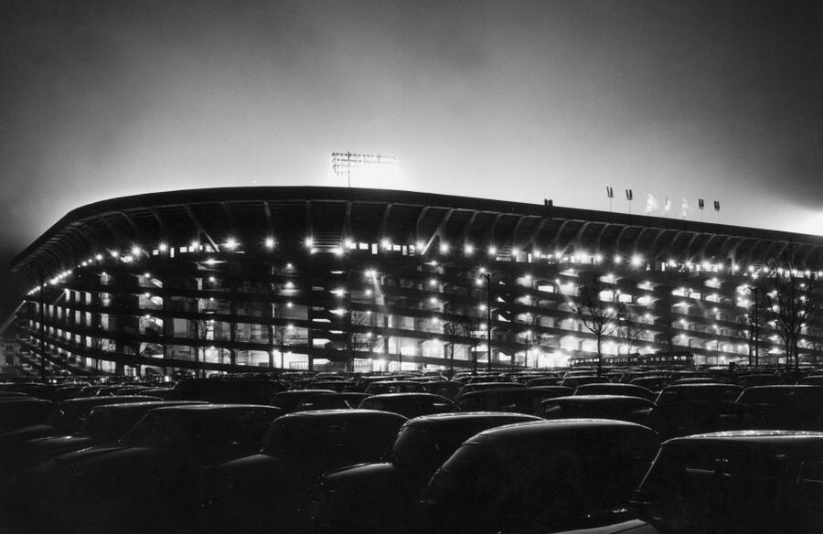 Stadionul Giuseppe Meazza în 1965, foto: Guliver/gettyimages