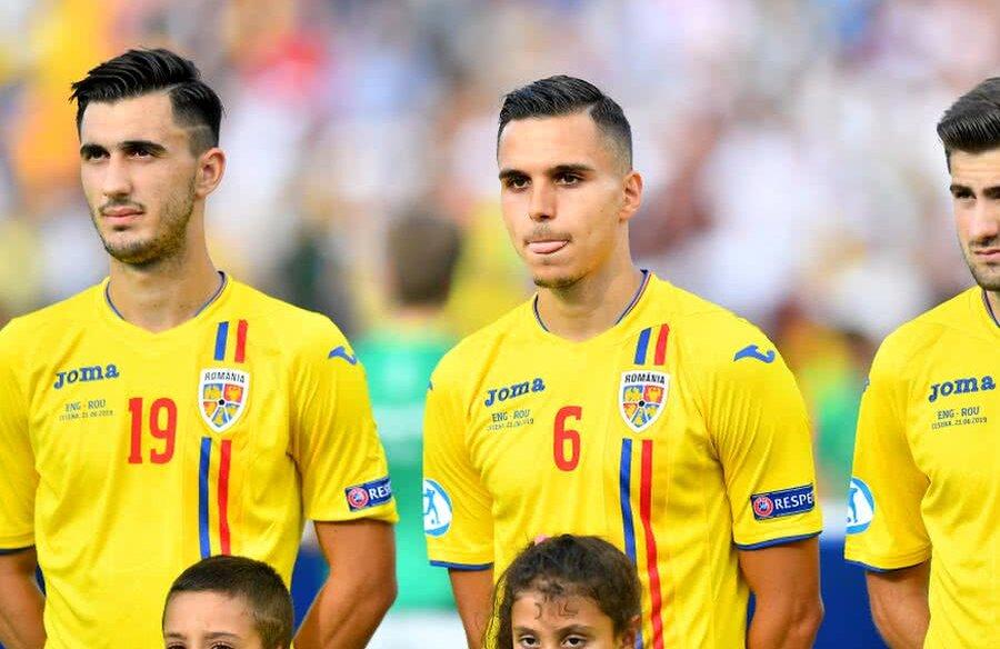 Andrei Ivan, primul din stânga // FOTO: Raed Krishan