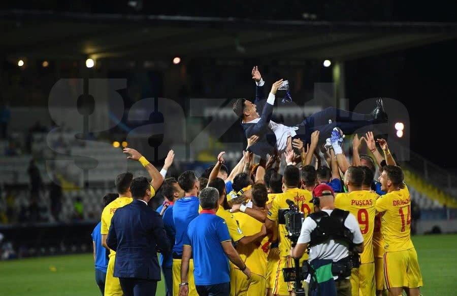 România u21 - Franța U21 // foto: Raed Krishan