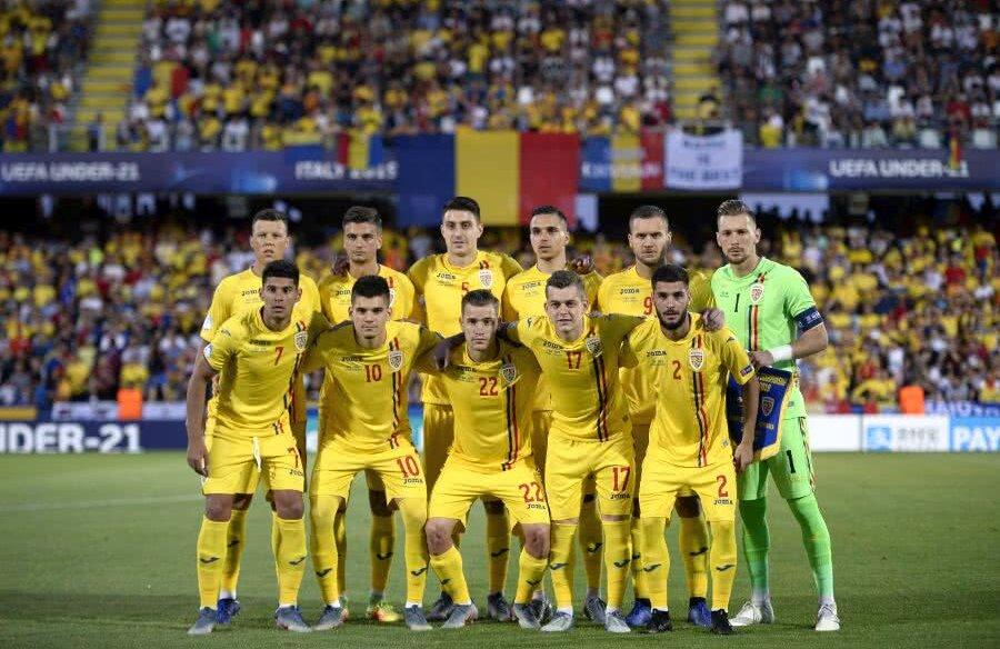 România U21 foto: Raed Krishan, GSP