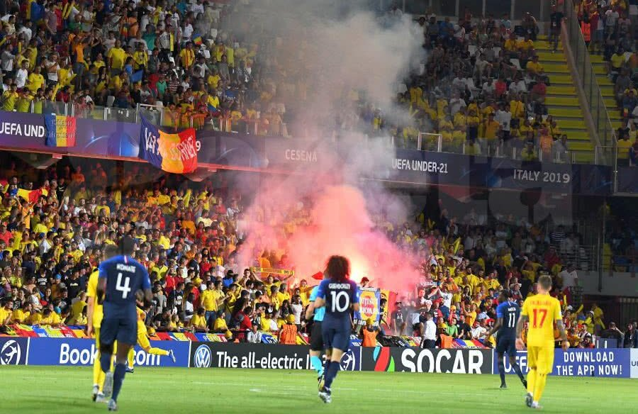 Franța U21 - România u21 // FOTO: Raed Krishan