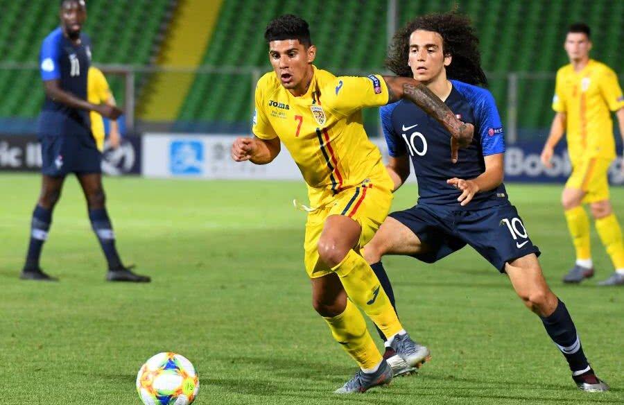 Perspectivele naționalei U21 sunt unele îmbucurătoare // FOTO: Raed Krishan