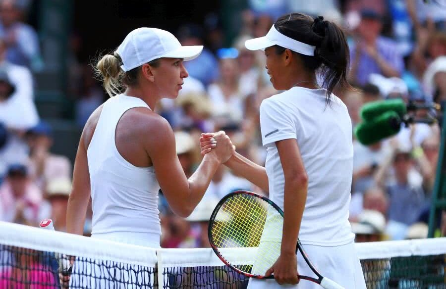 Simona Halep - Su-Wei Hsieh // FOTO: Guliver/Getty Images
