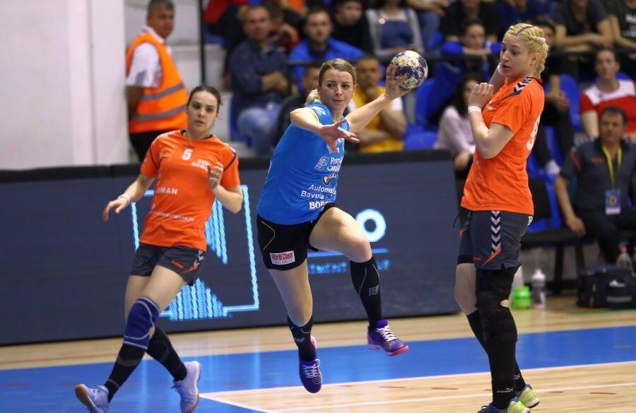 Aneta Udriștoiu se întoarce la Brăila după o experiență nu foarte plăcută la CSM București, acolo unde nu a avut posibilitatea să joace prea mult