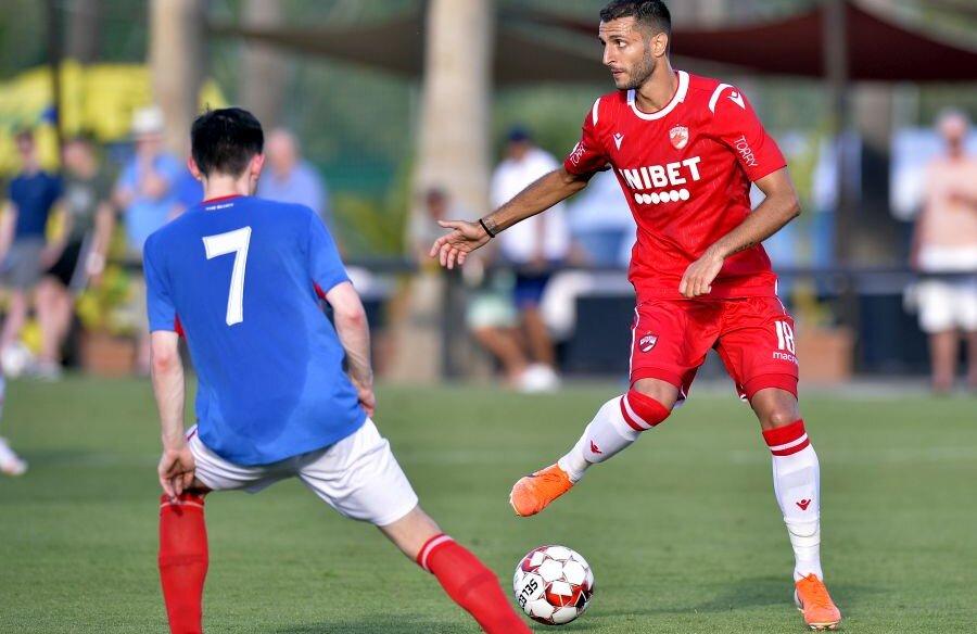 Dinamo - Linfield // FOTO: Gazeta Sporturilor