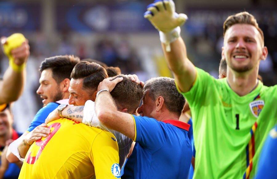 România U21 e în fața unei performanțe de excepție // FOTO: Raed Krishan