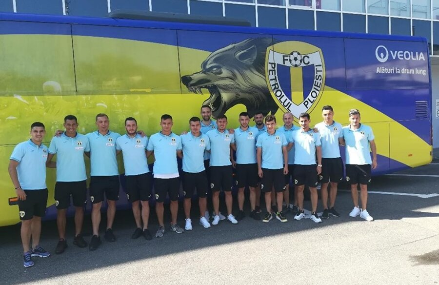 FOTO: Facebook FC Petrolul Ploiești