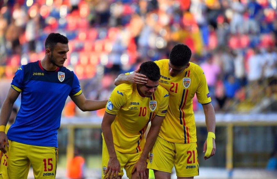 GERMANIA U21 - ROMÂNIA U21 4-2